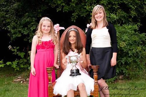 2011 Somersham Carnival Princess
