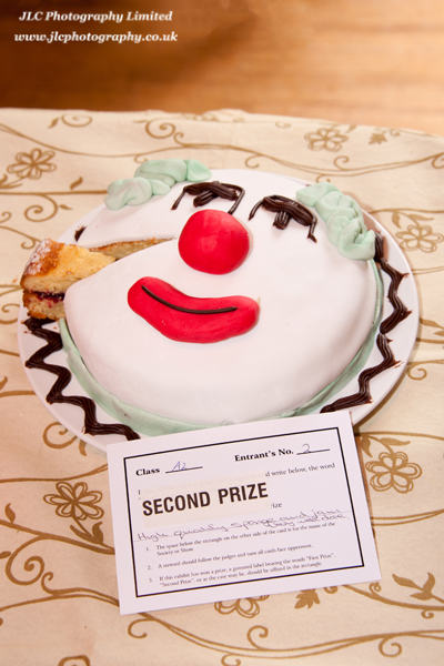 A 2nd Prize 2011 Country Crafts winning cake. Photo: JLC Photography Ltd