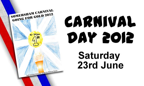 Carnival Day 2012 banner