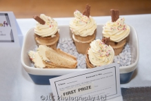 First Prize winning ice cream cakes. Photo: JLC Photography Ltd.