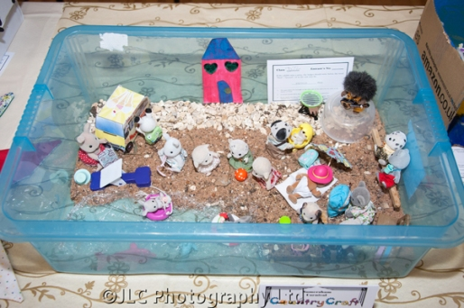 Beach in a box. Photo: JLC Photography Ltd.