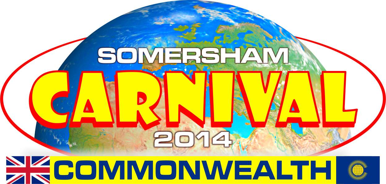 Somersham Carnival 2014 - Commonwealth