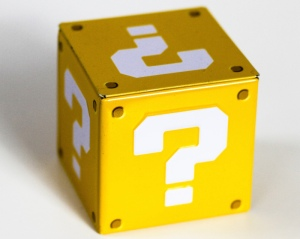 Question Mark Box. Photo: Raymond Bryson via CreativeCommons.
